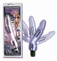 Bend Jelly Waterproof Vibrator