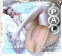 Pussy Pocket Pal Realistic Vagina