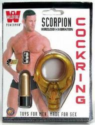 Scorpion Cock Ring